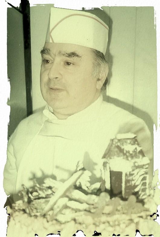 Luciano Russo..pasticciere da sempre